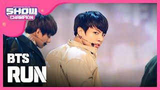 getlinkyoutube.com-(ShowChampion EP.167) BTS - Run (방탄소년단-Run)