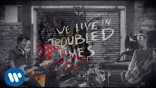 getlinkyoutube.com-Green Day - Troubled Times (Official Lyric Video)