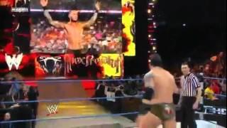 getlinkyoutube.com-Wade Barrett vs. Randy Orton - January 27, 2012