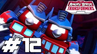 getlinkyoutube.com-Angry Birds Transformers - Part 12 (Double Trouble) iOS Gameplay