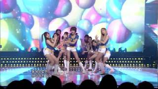 SNSD   Oh! & Run Devil Run Goodbye Stage 5/2/2010