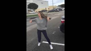 getlinkyoutube.com-LEAN AND DAB GIRL ! (Offical Video) dancer: hayley marcu
