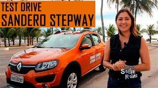 getlinkyoutube.com-Test Drive Novo Renault Sandero Stepway