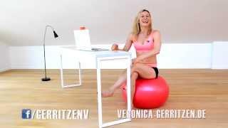 getlinkyoutube.com-Muskelkater | Was hilft? | Weiter trainieren? | VERONICA-GERRITZEN.DE