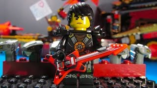 getlinkyoutube.com-LEGO Ninjago Posession - The Ghost Whip | Music Video