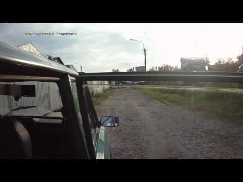 Работа самодельного стеклоподъёмника на задней двери ВАЗ 2104