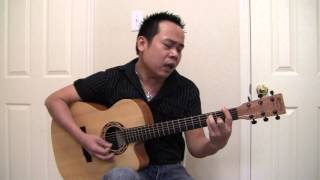 getlinkyoutube.com-Doi Mat Nguoi Xua Guiltar (cover)