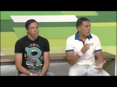 ENTREVISTA ITARARÉ ESPORTES   GLAUBER GOMES E LEO OLIVEIRA   JOGADORES DO SERRANO