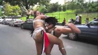 getlinkyoutube.com-The West Indian-American Carnival in Brooklyn 2011