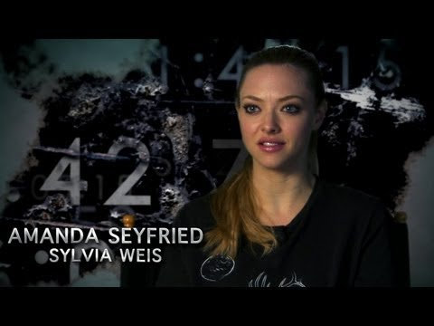 Amanda Seyfried Talks About Her Character - In Time