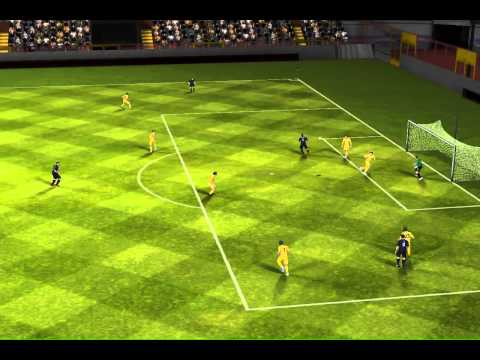 FIFA 14 iPhone/iPad - Inter vs. Hellas Verona