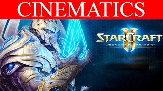 getlinkyoutube.com-(SPOILERS) StarCraft 2 Legacy of the Void All Cinematics Campaign HD Ultra Gameplay