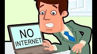 Нет доступа к интернету через Wi-Fi