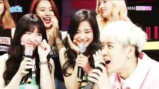 getlinkyoutube.com-Got7 (갓세븐) and Twice (트와이스) | Precious love (Gotwice)
