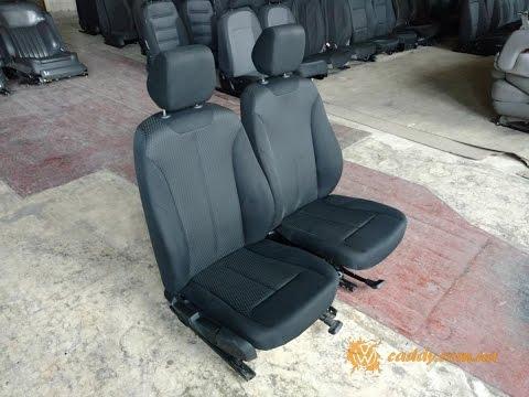 BMW3-15 - BMW3 - передние сиденья