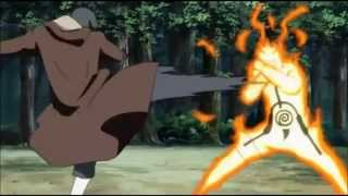 getlinkyoutube.com-Itachi and Nagato edo tensei vs Naruto and Killer bee- AMV-( Hero Skillet) episode 298