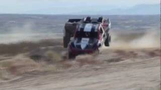 getlinkyoutube.com-AMAZING Trophy Truck Crash At High Speed In 2012 Laughlin Desert Challenge