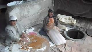 getlinkyoutube.com-Armenian bread Lavash