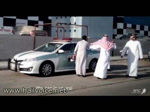 الكاميرا الخفية أقوى وأحسن مقلب سعودي رائع على طريقة هوليود