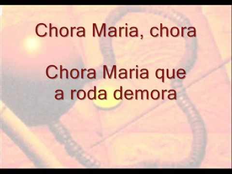 Chora Maria de Mestre Toni Vargas Letra y Video