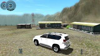 getlinkyoutube.com-City Car Driving 1.3.3 Toyota Land Cruser Prado 150 [1080p]