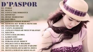 D'Paspor Full Album - Lagu POP Galau Indonesia Terbaru 2018