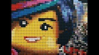 getlinkyoutube.com-The Lego Movie Song - Everything Is AWESOME Piano Cover & Lego Art