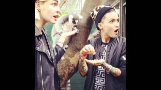 getlinkyoutube.com-Ruby Rose / Phoebe Dahl