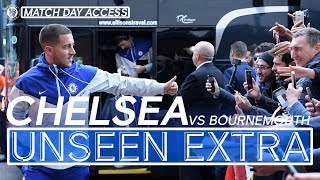 Access All Areas During Bournemouth Vs Chelsea | Chelsea Unseen Extra