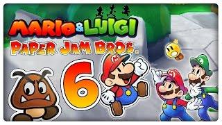 MARIO & LUIGI PAPER JAM BROS. Part 6: Paper Mario tritt dem Team bei!