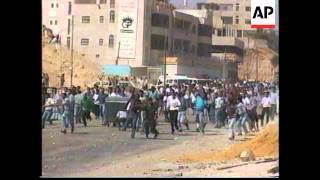 getlinkyoutube.com-ISRAEL: PALESTINIANS AND ISRAELI SOLDIERS ENGAGE IN GUN BATTLE UPDATE