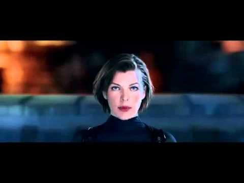 RESIDENT EVIL RETRIBUTION - 2012 Trailer - In Theaters 14 September 2012 (USA)
