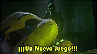 getlinkyoutube.com-Scott Cawthon Confiesa Trabajar En Otro Juego!!! | No Habra DLC | Five Night At Freddys 5?
