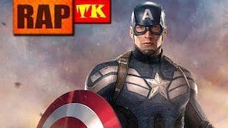 getlinkyoutube.com-Rap do Capitão América // O Primeiro Vingador // TK RAPS