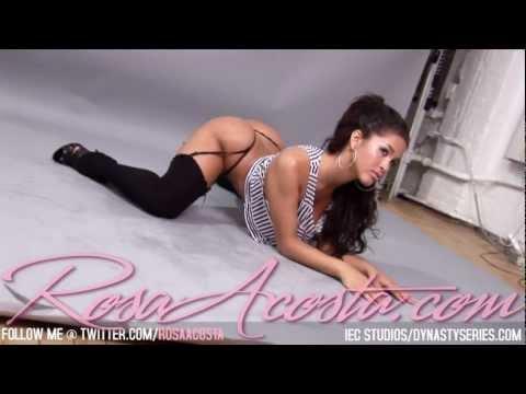 Más Rosa Acosta Stretching
