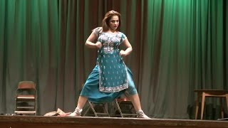 getlinkyoutube.com-Nida Choudhry Excellent Punjabi Stage Dance