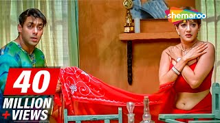Mujhse Shaadi Karogi   Salman Khan   Amrish Puri   Sameer Gets Caught