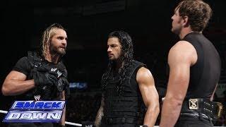 getlinkyoutube.com-The Shield Summit: SmackDown, March 7, 2014
