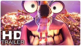 getlinkyoutube.com-VAIANA Alle Clips + Trailer German Deutsch | Moana Disney Filme 2016