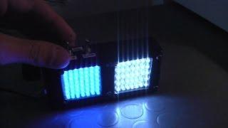 getlinkyoutube.com-Mini STROBO a LED - Fai da te