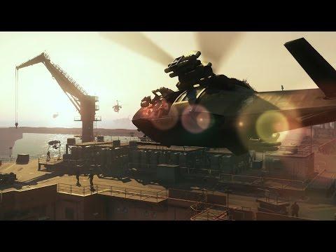 Metal Gear Solid V: The Phantom Pain - GamesCom 2015
