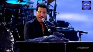 getlinkyoutube.com-Lionel Richie en el festival de viña 2016 presentación completa ((HD))