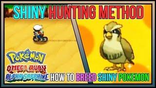 How to Breed for a Shiny Pokemon in Pokemon Omega Ruby & Alpha Sapphire | Masuda Method