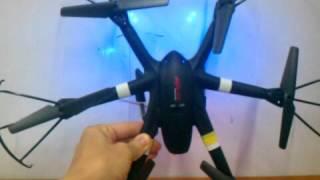 getlinkyoutube.com-MJX X600 MOD, SACRED GEOMETRY
