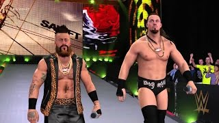 getlinkyoutube.com-WWE 2K16 - 30-man Royal Rumble
