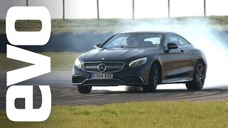 getlinkyoutube.com-Mercedes-AMG S65 Coupe | evo Leaderboard