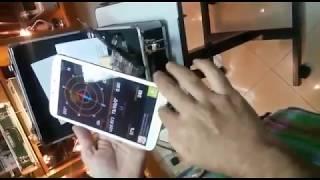 getlinkyoutube.com-جهاز كشف الذهب التصويري  ipad