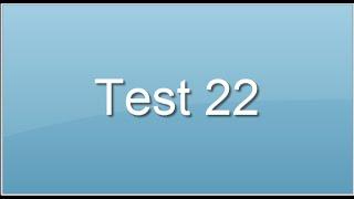 getlinkyoutube.com-Test 22. Les tests psychotechniques utilisés en recrutement.