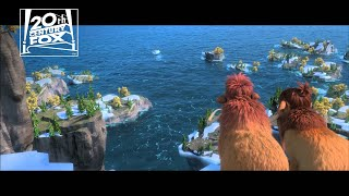 getlinkyoutube.com-Ice Age: Continental Drift | Official Trailer | 20th Century FOX