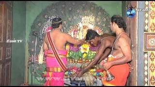 வண்ணை கோட்டையம்பதி சிவசுப்பிரமணியர் கோயில் 3ம் நாள் பகல்த்திருவிழா